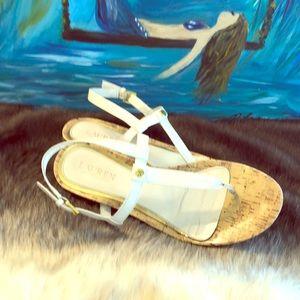 24e6b381ce26d Lauren Ralph Lauren Sandals for Women | Poshmark